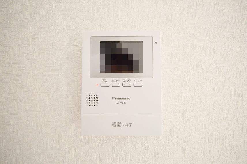 TVミニター付きインターフォン