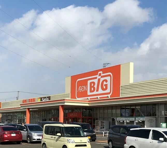 スーパー スーパー「ザ・ビッグ大森店」まで約470 m(徒歩6分)。食料品が他のスーパーより安価でお買い物が出来、お財布に優しいスーパーです。(2021年3月撮影)