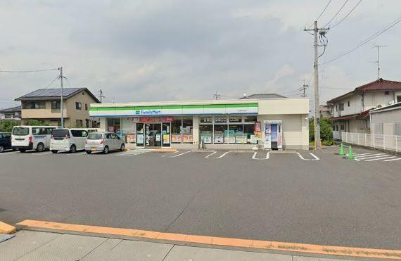コンビニ ファミリーマート駅家町江良店 徒歩11分。