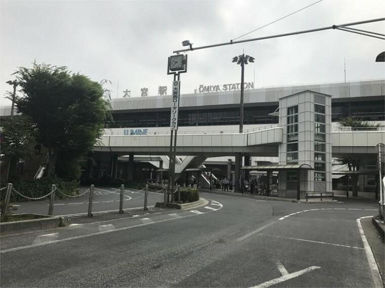 大宮駅(西口)