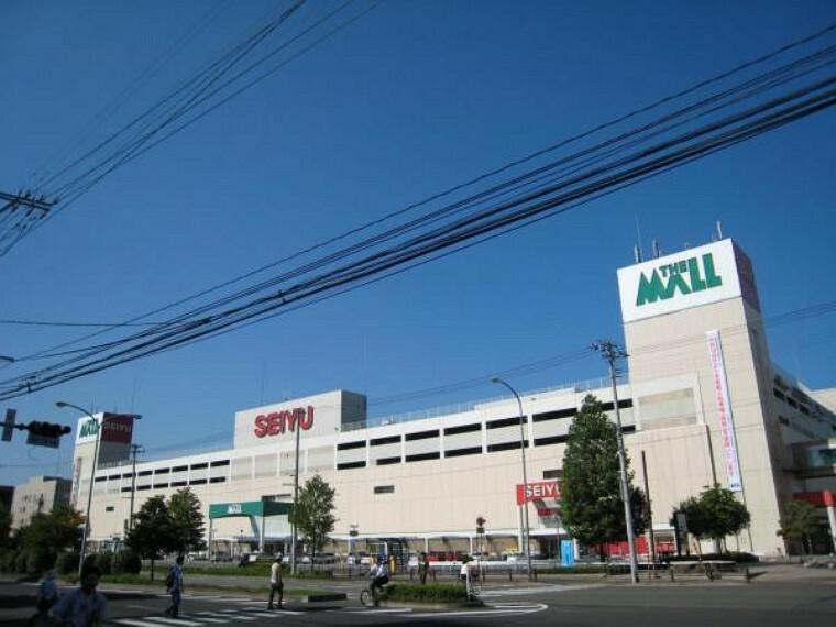 ショッピングセンター 長町モールまで1900m(徒歩24分)