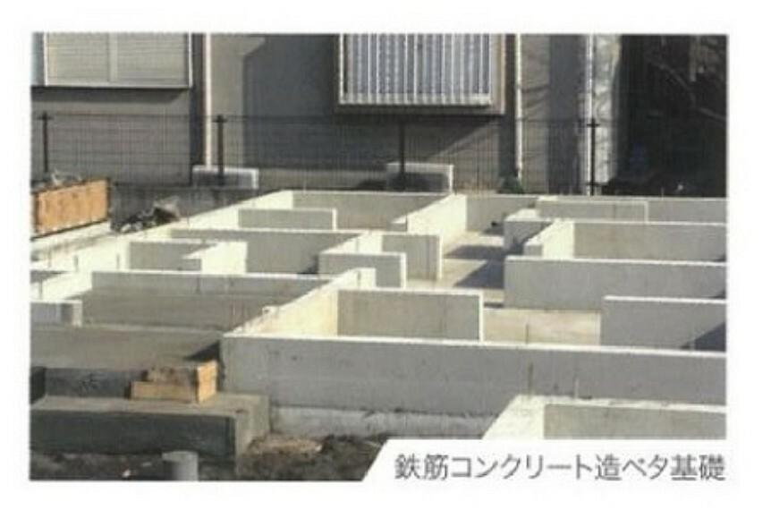 構造・工法・仕様 耐久性能:構造躯体等の腐朽などの劣化を防ぐ、様々な工夫を施しています。