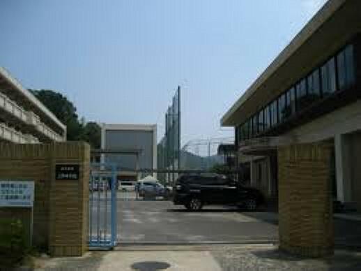 中学校 広島市立三和中学校