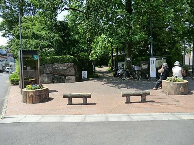 公園 赤塚植物園 徒歩9分。