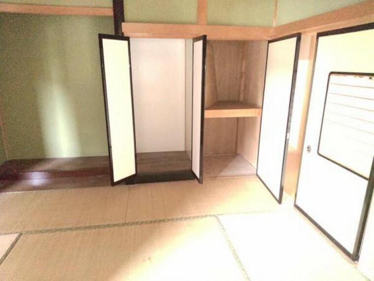 収納 【リフォーム中】1階7帖洋室にはクローゼットを新設予定です。収納は1つでも多いとオウチの中がスッキリ片付きます。