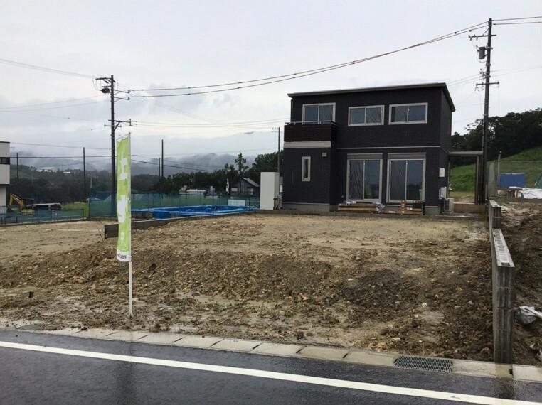 現況写真 【西中山I区画】