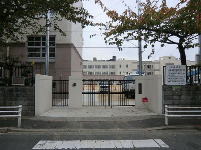 小学校 【小学校】尼崎市立難波小学校まで193m