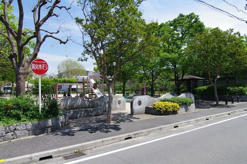公園 【公園】梅の木公園まで544m