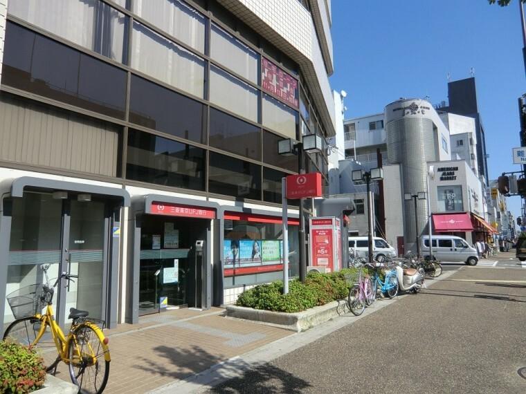 銀行 【銀行】三菱UFJ銀行 杭瀬支店まで161m