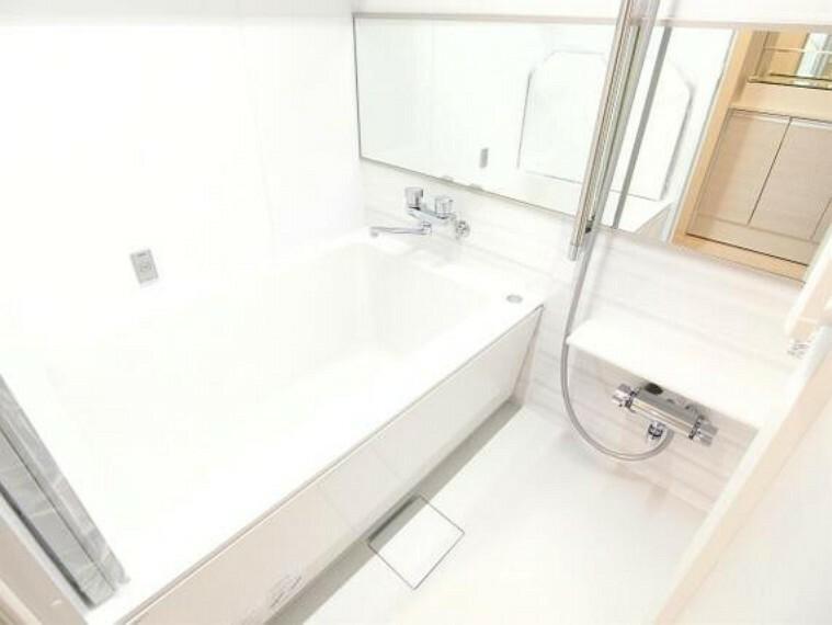 浴室 リノベーション実施で、新生活を気持ちよく始めて頂けます。