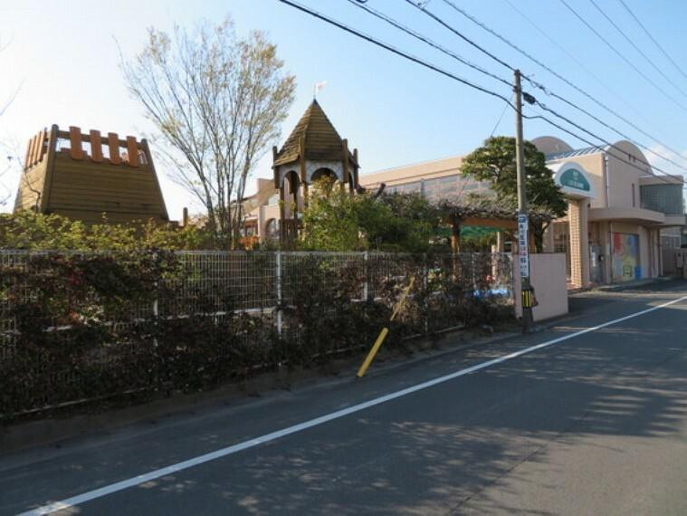 幼稚園・保育園 こばと第三幼稚園まで徒歩約48分。(約3800m)