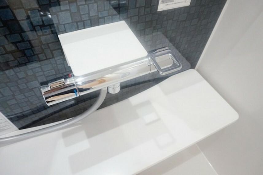 専用部・室内写真 浴室サーモ