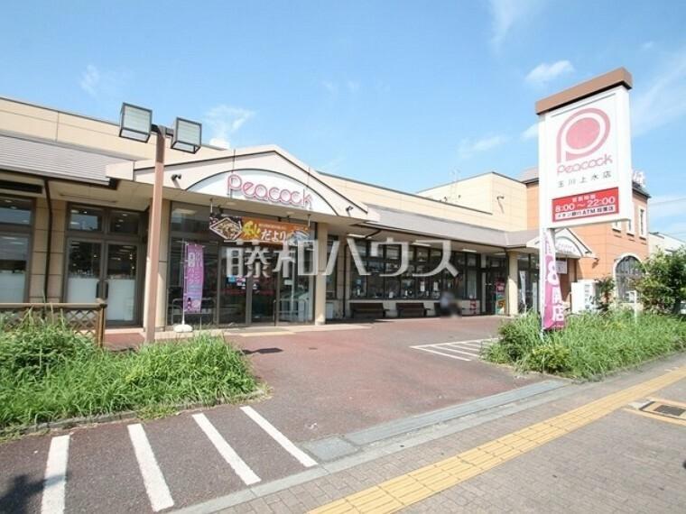 スーパー ピーコックストア玉川上水店