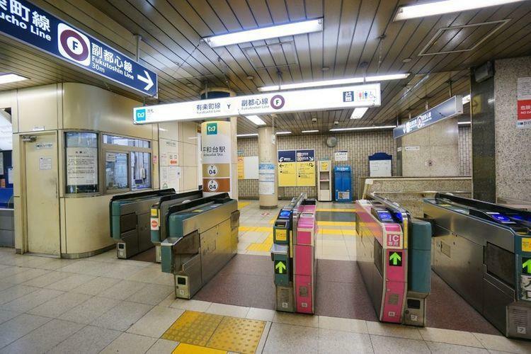 平和台駅(東京メトロ 有楽町線) 徒歩13分。