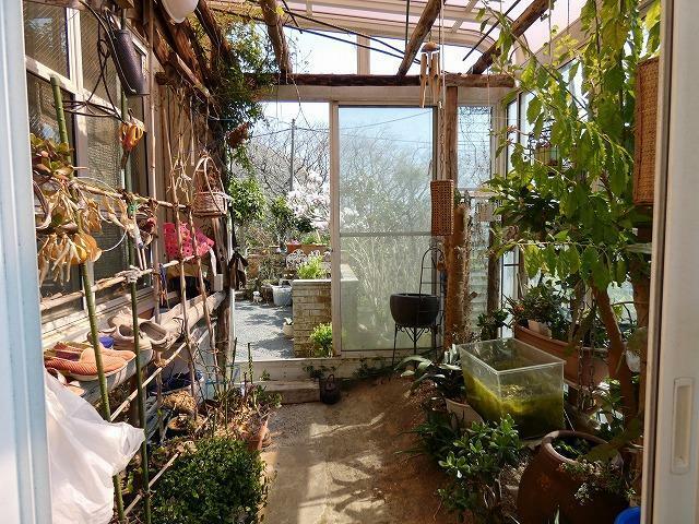 庭 ガーデンハウス