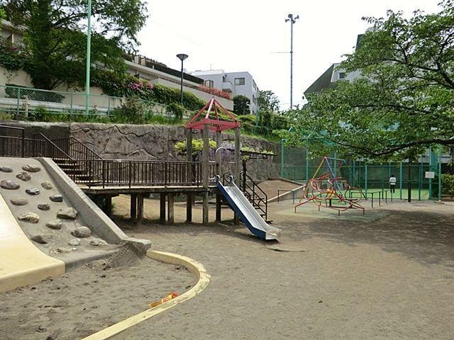 公園 宮村児童遊園 徒歩10分。