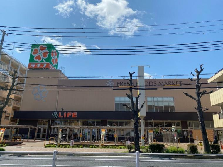 スーパー ライフ須磨鷹取店