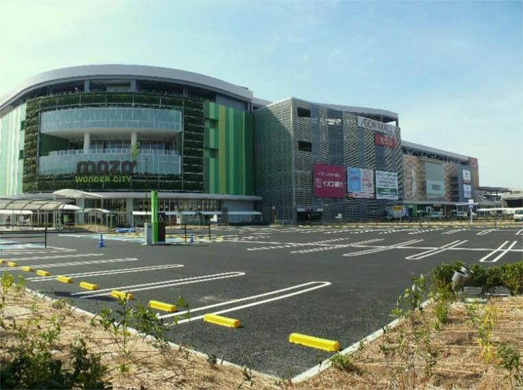 ショッピングセンター mozo WONDER CITY(モゾワンダーシティ)