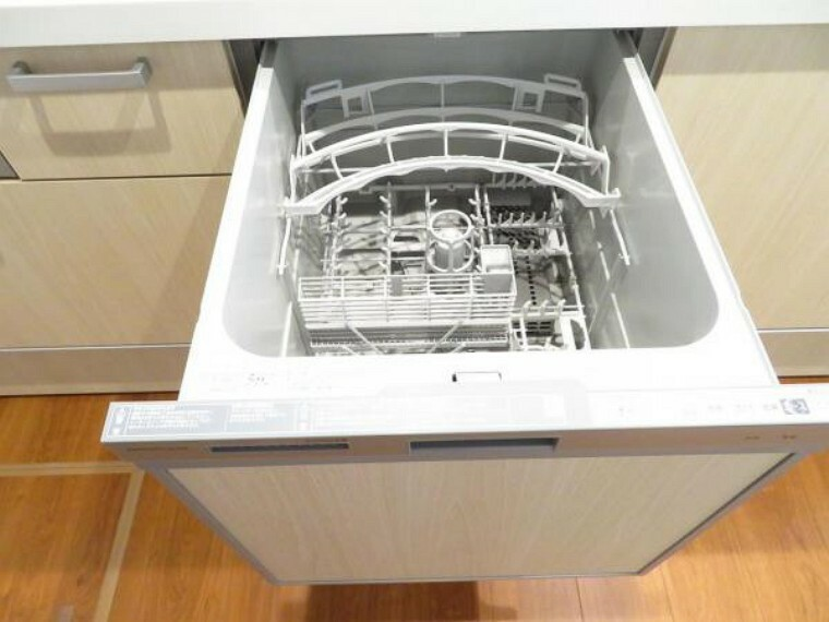 忙しい家事の味方!食洗機で時短!