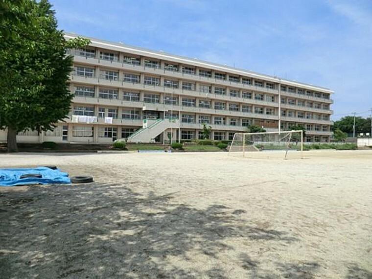 中学校 鎌ヶ谷市立第四中学校