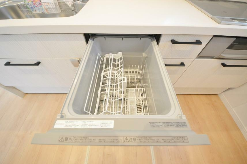 キッチン 4~5人分の食器洗浄乾燥機