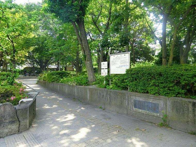 周辺環境 東山公園