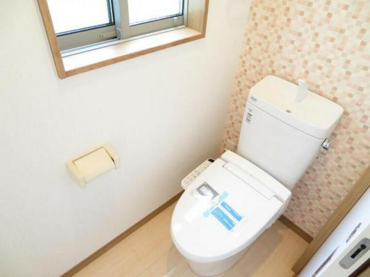 トイレ 2階のトイレ