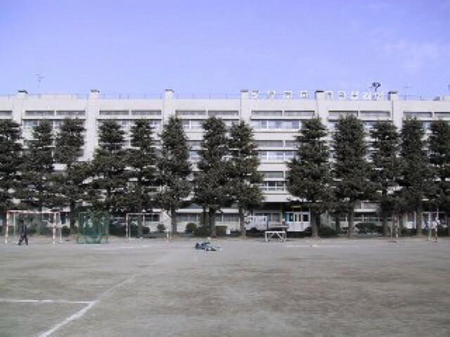 中学校 昭島市立清泉中学校