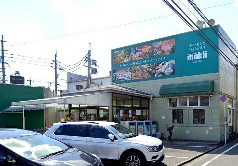 スーパー 【スーパー】マキイ山荘通り店まで814m