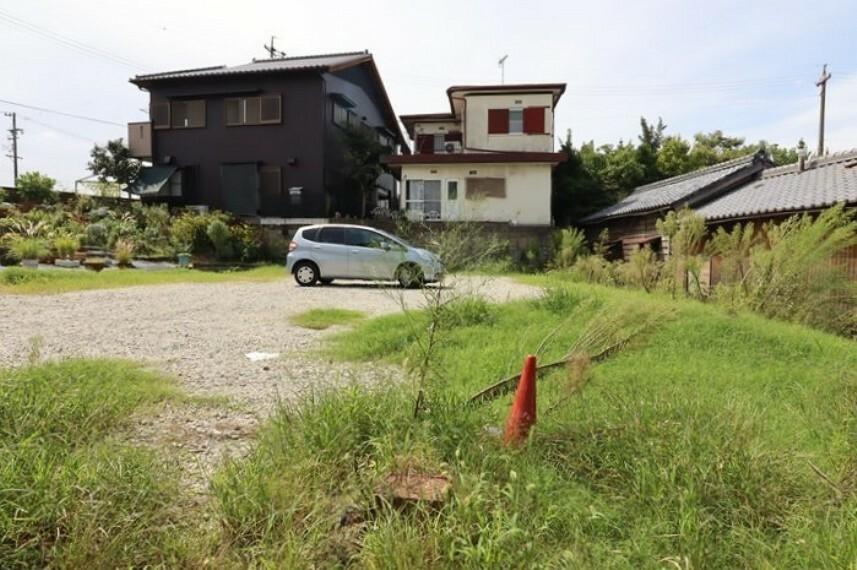 外観・現況 6年間通う西浦北小学校まで徒歩8分(約600m)