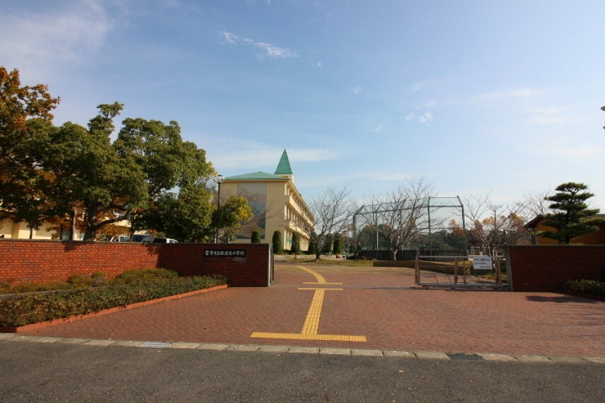 小学校 常滑市立西浦北小学校