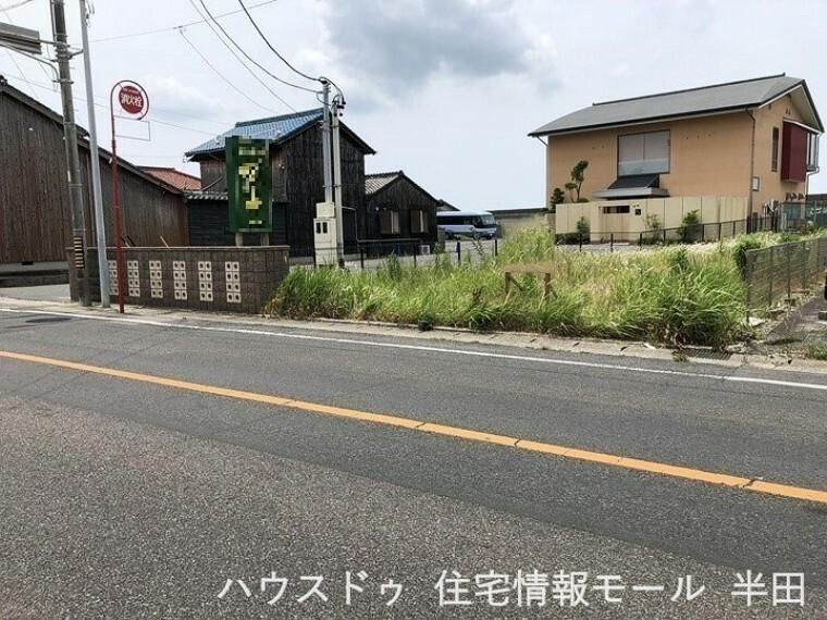 外観・現況 鬼崎中学校  徒歩34分(約2700m)
