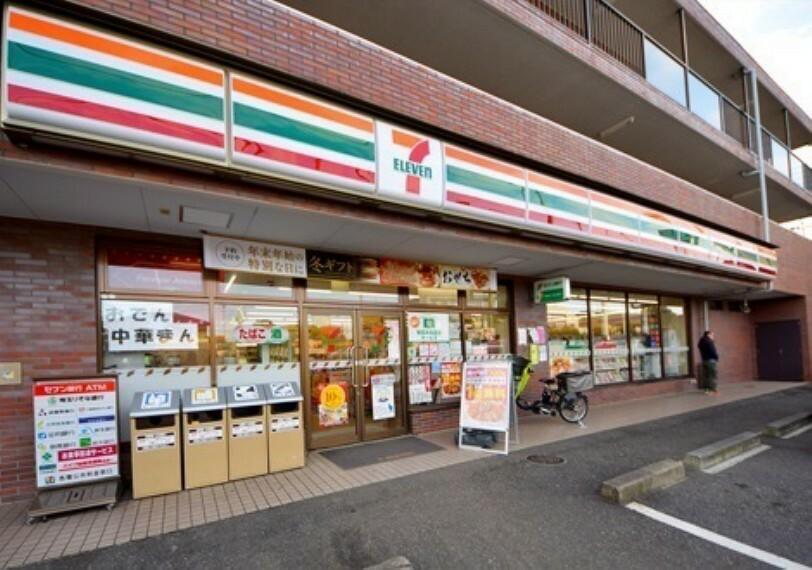 コンビニ セブンイレブンさいたま松木2丁目店