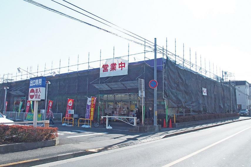 ドラッグストア ウェルパーク 小平回田町店