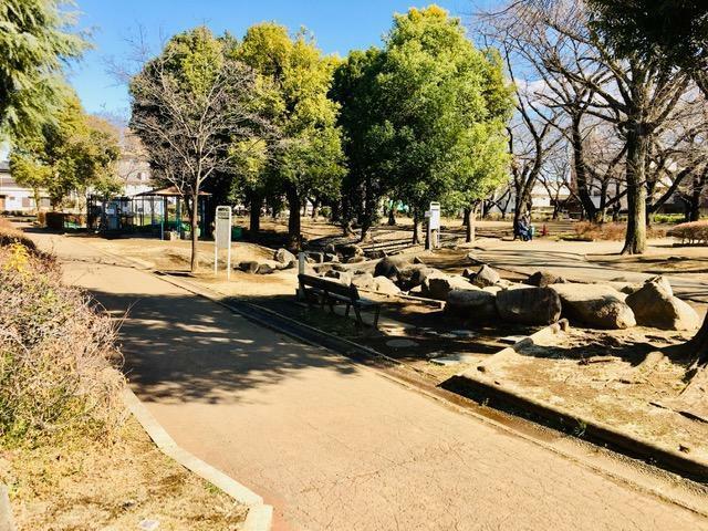 公園 みずほ台中央公園