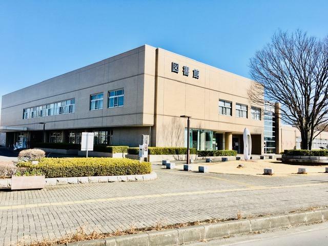 図書館 富士見市図書館