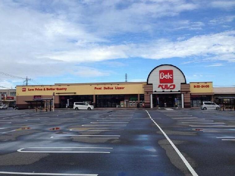 ベルク柿沼店・・・毎日のお買い物に便利な「安心、おいしく」を提供する地域密着型のスーパーマーケットです。営業時間:あさ9:00 ~ よる12:00 武蔵野銀行ATMも設置してあります。