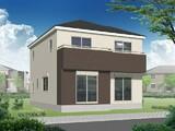 小山市東間々田1丁目 B号棟ファイブイズホームの新築物件