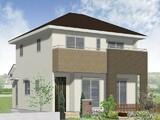 深谷市西島 C号棟 ※構造見学会ファイブイズホームの新築物件