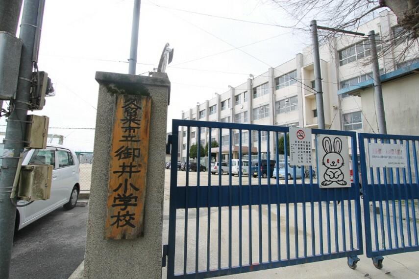 小学校 久留米市立御井小学校