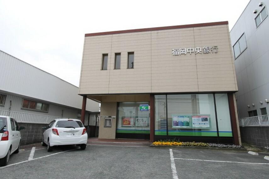 銀行 福岡中央銀行久留米合川支店