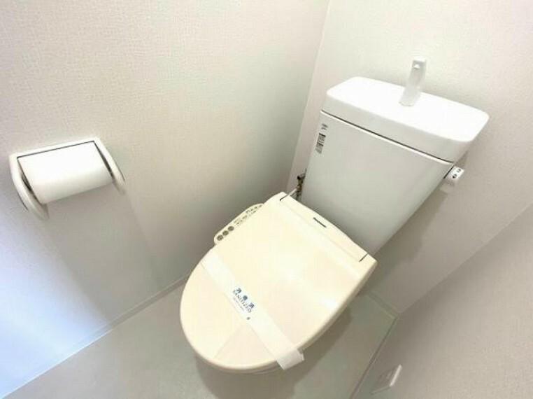 トイレ 洗浄機能付きトイレです