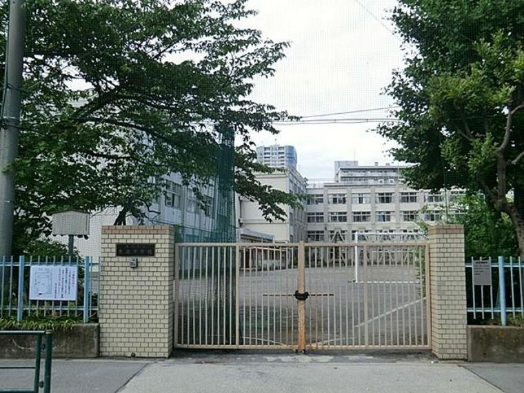 中学校 品川区立東海中学校 徒歩13分。