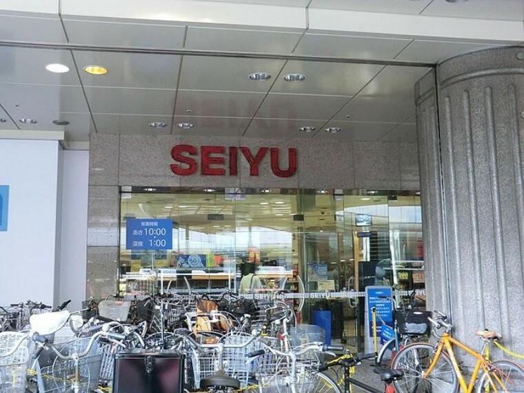 スーパー 西友大井町店 徒歩10分。