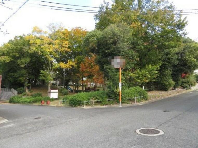 公園 左京一丁目街区公園まで徒歩約2分