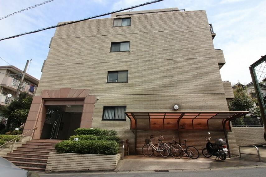 外観写真 5階建て5階部分 最上階