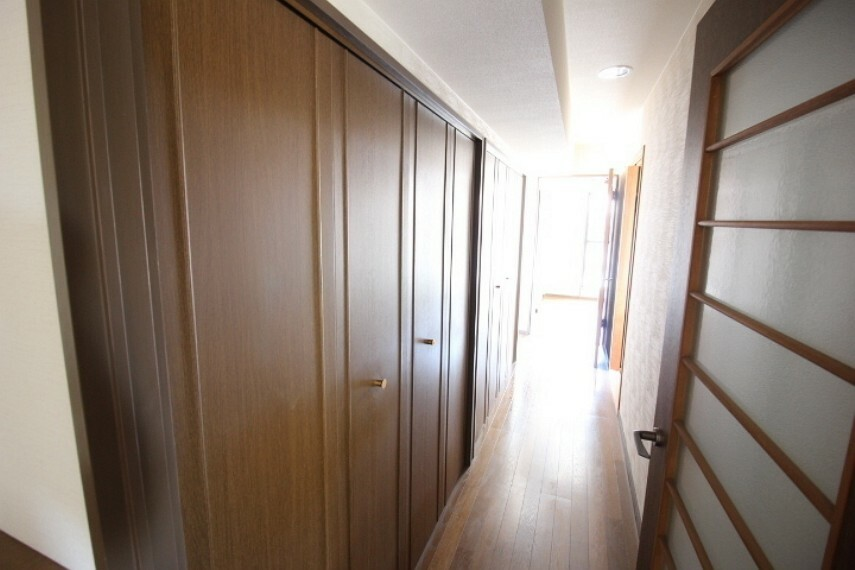 収納 収納が豊富なお家。お家をすっきりと片付けられます。