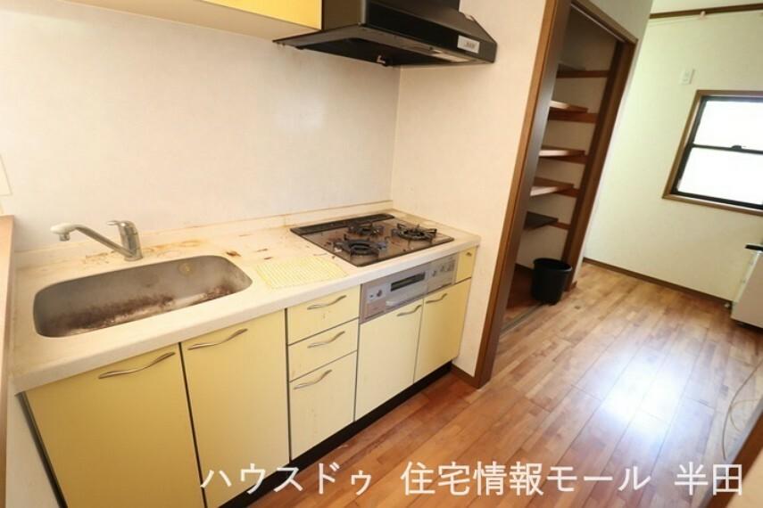 キッチン 名鉄常滑線 古見駅 徒歩27分