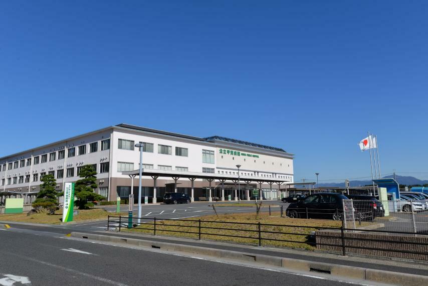 病院 公立甲賀病院 車8分 ■平日8:00-11:30(受付時間)甲賀市と湖南市の基幹病院