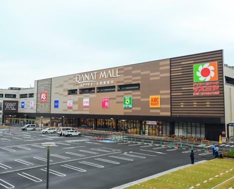 ショッピングセンター イズミヤ 和泉府中店